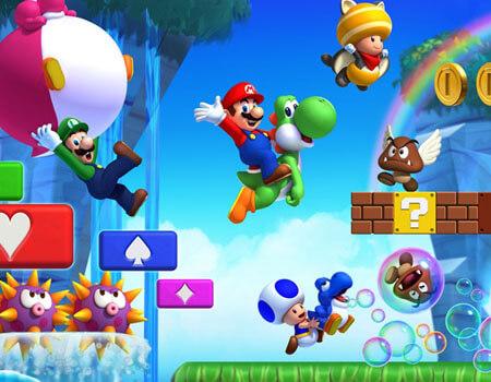 Best Coop Game New Super Mario Bros U