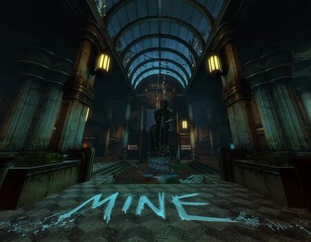 Best Game DLC BioShock 2 Minervas Den