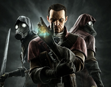 Best Game DLC Dishonored Knife of Dunwall