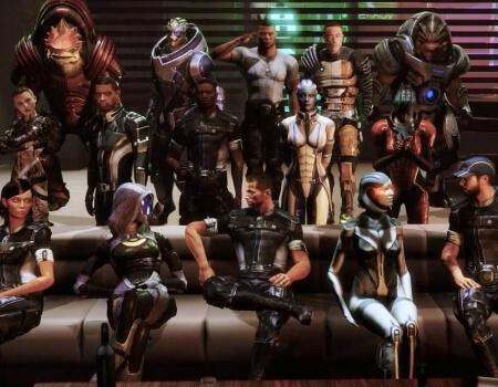 Best Game DLC Mass Effect 3 Citadel