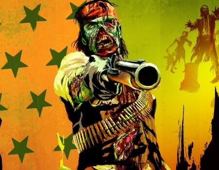 Best Game DLC Red Dead Redemption Undead Nightmare