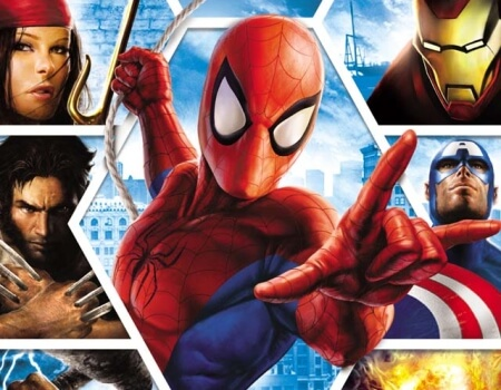 Best Superhero Game Marvel Ultimate Aliance