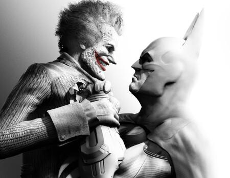 Best Superhero Games Batman Arkham City