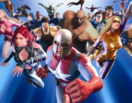 Best Superhero Games City of Heroes