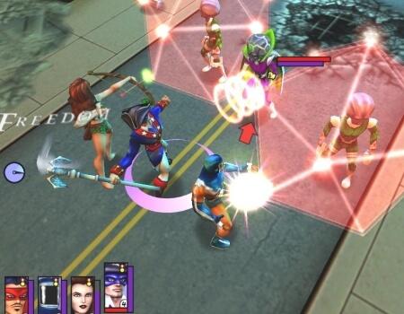 Best Superhero Games Freedom Force