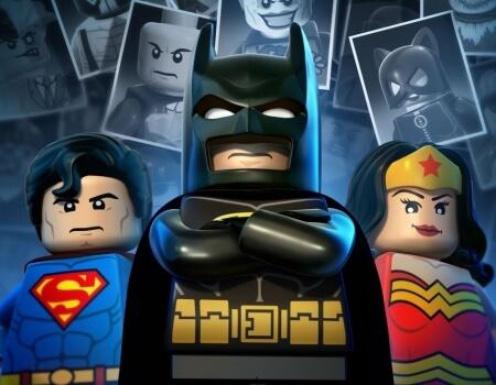 Best Superhero Games Lego Batman 2
