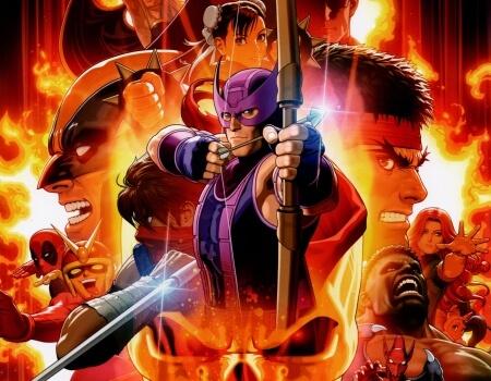 Best Superhero Games Ultimate Marvel vs Capcom 3