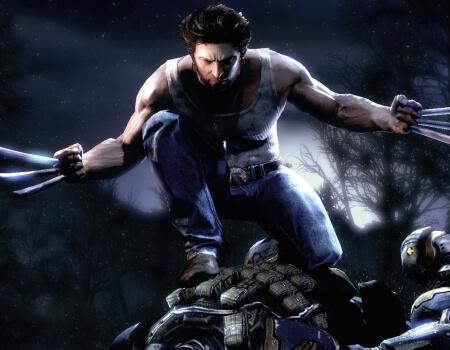 Best Superhero Games Xmen Origins Wolverine