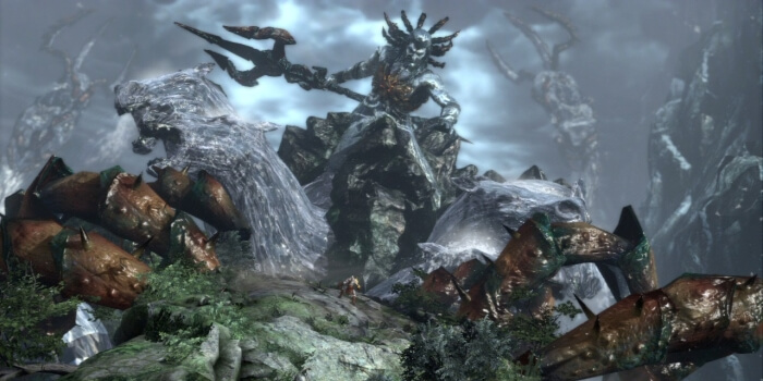 Top 15 Video Game Boss Fights - Origins