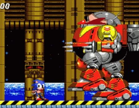 Best Video Game Mechs Death Egg Robot Sonic