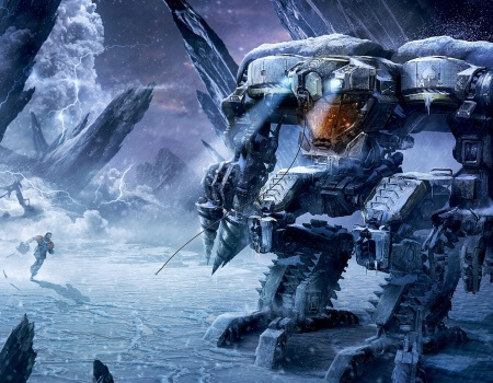 Best Video Game Mechs Rig Lost Planet 3