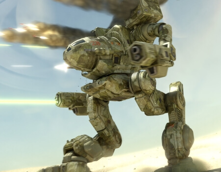 Best Video Game Mechs Timber Wolf Mechwarrior
