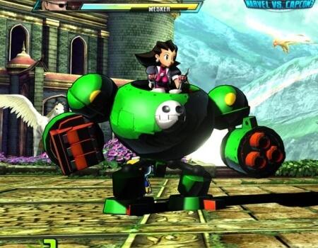 Best Video Game Mechs Tron Bonne Gustaff