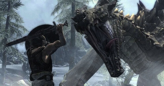 Bethesda Aware of PS3 Skyrim Problems Before Launch