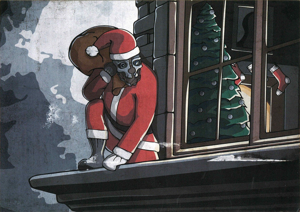 Merry Christmas From Game Rant & Friends!