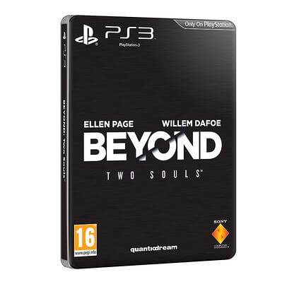 Beyond Two Souls Special Edition Details