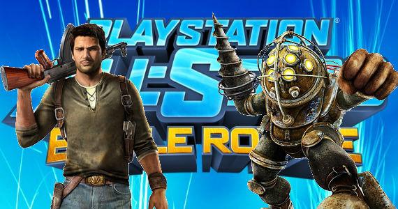 Big Daddy and Nathan Drake Invade 'PlayStation All-Stars Battle Royale'