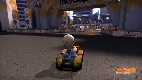 Big Modnation Racers Patch Coming