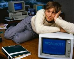 Bill Gates Has Enough Money To Buy All Of Your Games, Twice.