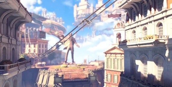 New 'BioShock Infinite' Trailer: Meet the Beasts of Columbia