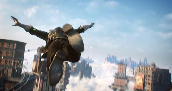 BioShock Infinite CG Trailer