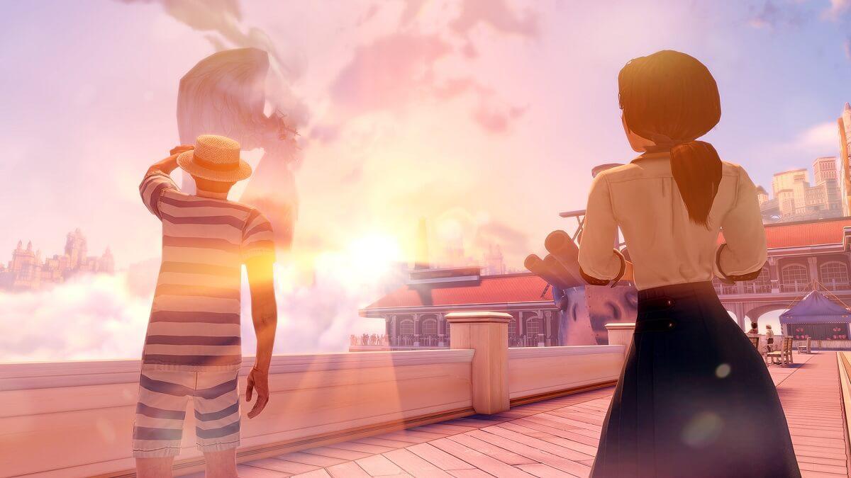 'BioShock Infinite: City in the Sky' Trailer Delves in to Columbia