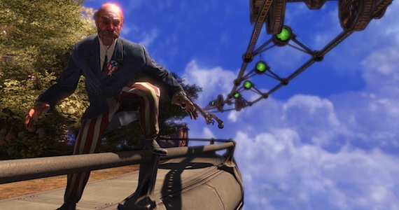 BioShock Infinite Development Problems