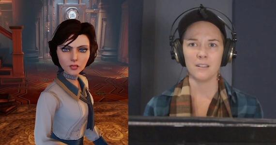 'BioShock Infinite' Trailer Brings Elizabeth to Life