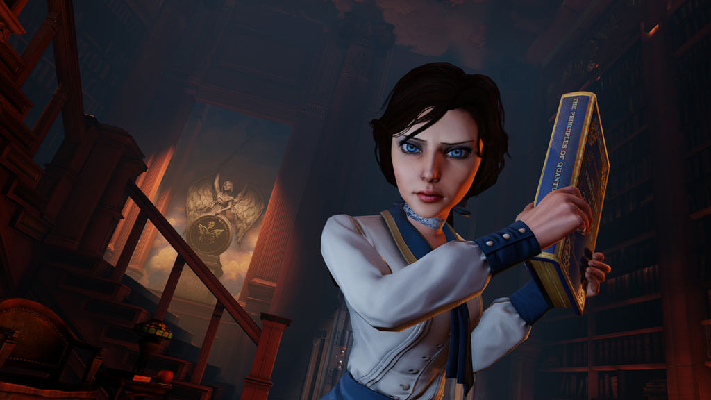 New 'BioShock Infinite' Screenshots Descend