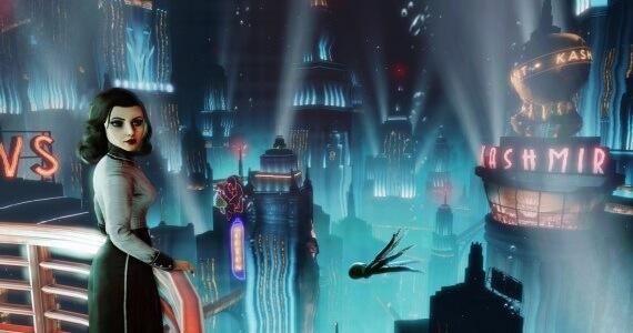 BioShock Infinite Buried at Sea DLC Gameplay Details