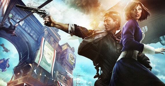'BioShock Infinite' First Impressions and Gameplay Video