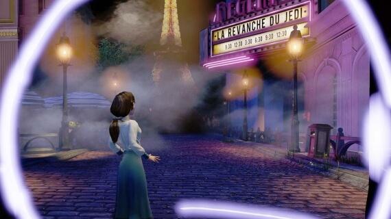 BioShock Infinite Parallel Worlds