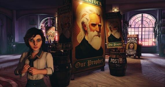 'BioShock Infinite' Prequel E-Book Announced; Levine Talks Tweaking Religious Themes