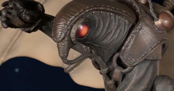 Take a Closer Look at 'BioShock Infinite's' Songbird Statue