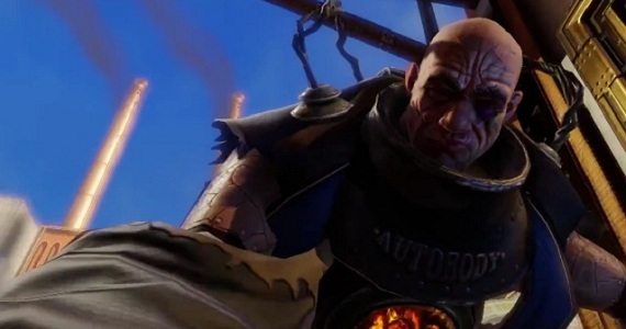 BioShock: Infinite (Spike VGAs)
