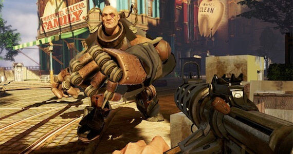 7-Second Preview for 'BioShock Infinite's Spike VGA Trailer