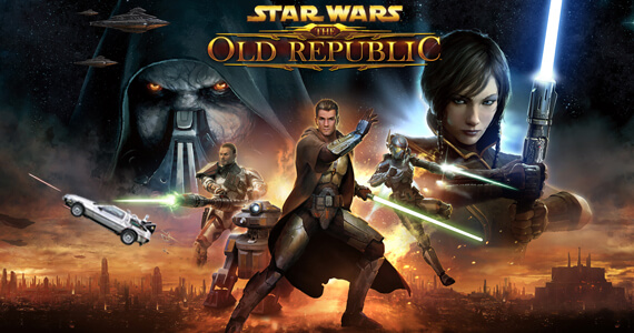 BioWare Founder Ponders A Do-Over of 'Old Republic' Launch