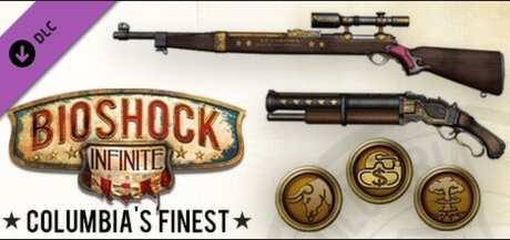 Bioshock DLC weapons