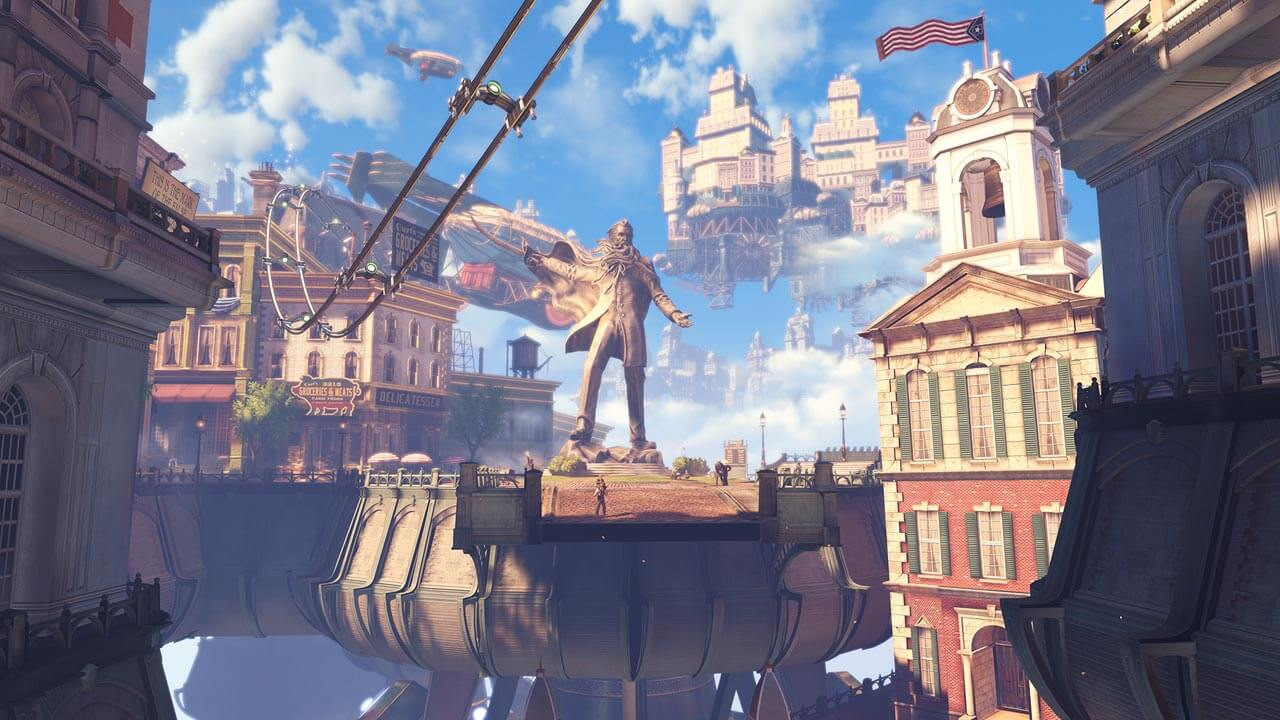 New 'BioShock Infinite' Trailer Questions the Truth About Columbia