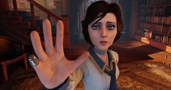 Bioshock Infinite DLC AI Character