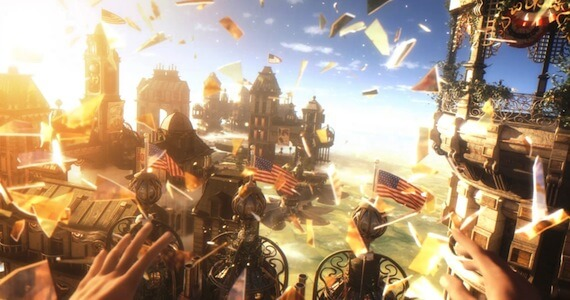 Bioshock Infinite Release Date October