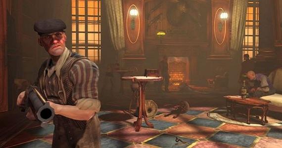 Ken Levine Confirms No Multiplayer for 'BioShock: Infinite'