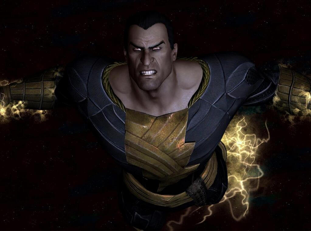 Black Adam Joins 'Injustice: Gods Among Us'; Stephen Amell to Lend Alternate Green Arrow Skin