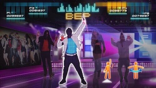 Black Eyed Peas Experience Dancing