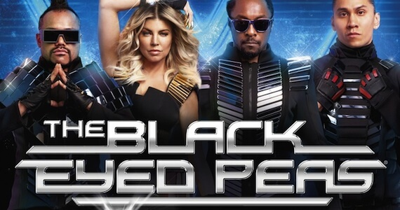 'The Black Eyed Peas Experience' Review