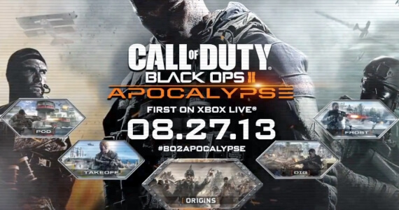 'Call of Duty: Black Ops 2 – Apocalypse' DLC Map Pack Trailer