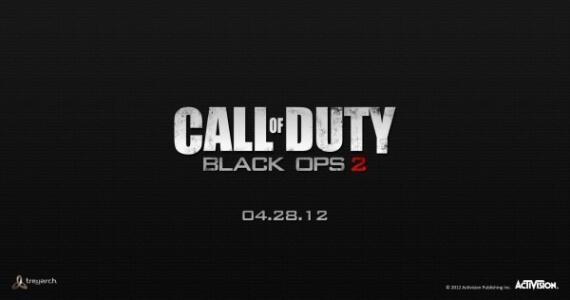 'Black Ops 2' Logo, Trailer Date Leaked?