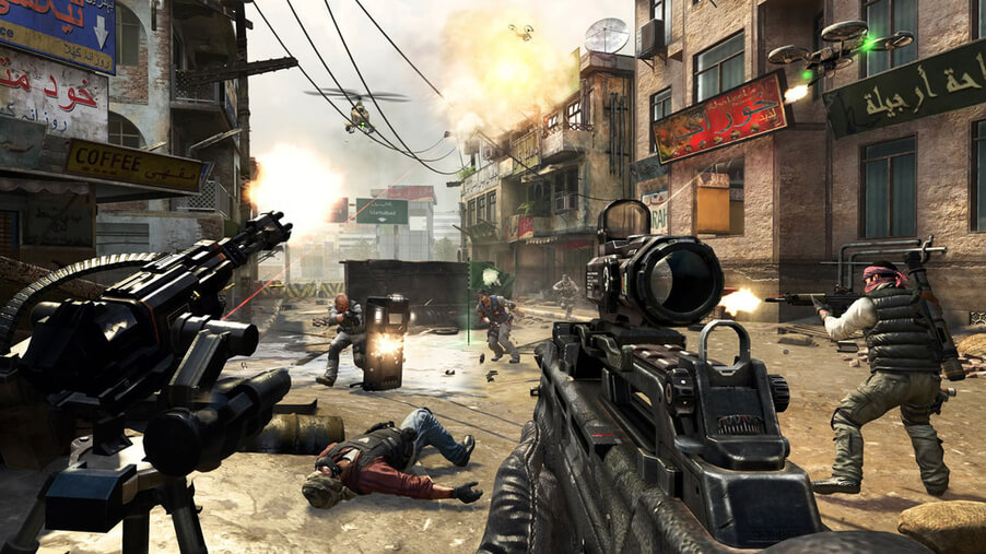 'Black Ops 2' Achievements List Outed; Videos and Screens Leak New Maps