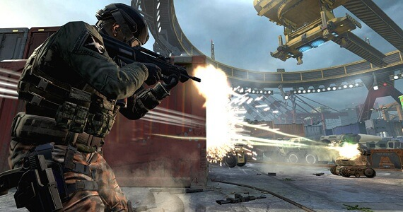 'Call of Duty: Black Ops 2' Multiplayer Unveiled