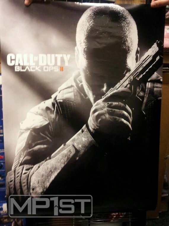 Closer Look at 'Black Ops 2' Poster Suggests Modern Setting